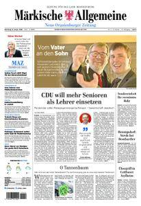 Neue Oranienburger Zeitung - 09. Januar 2018