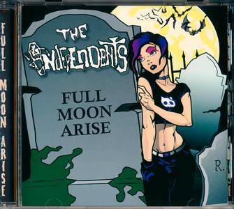 The Independents - Full Moon Arise (CD-EP '2003)