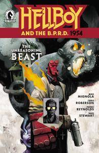 Hellboy and the B P R D - 1954 - The Unreasoning Beast 2016 digital Son of Ultron-Empire