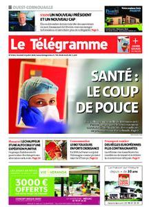 Le Télégramme Ouest Cornouaille – 10 juillet 2020