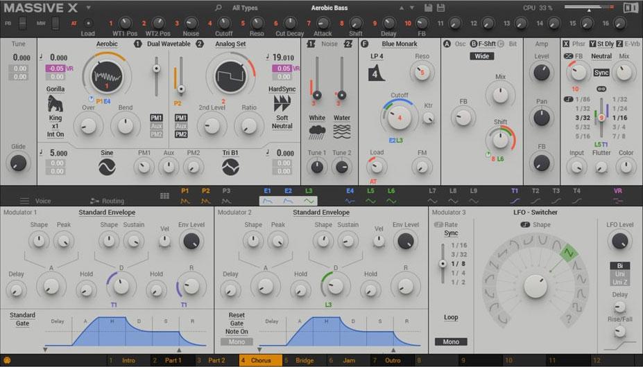 Native Instruments Massive X v1.0.1 WiN
