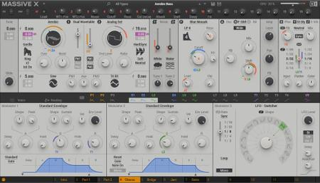 Native Instruments Massive X v1.0.1 WiN