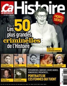 Ça M'Intéresse Histoire Hors-Série - Septembre-Octobre 2020