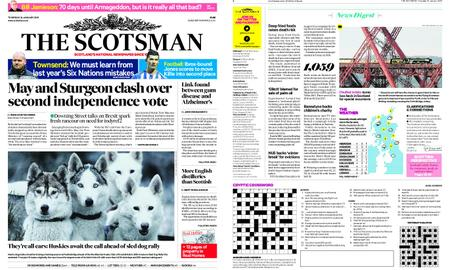 The Scotsman – January 24, 2019