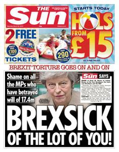 The Sun UK - 30 March 2019