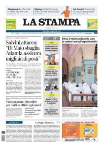 La Stampa Imperia e Sanremo - 28 Giugno 2019