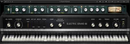Waves Electric Grand 80 Sample Library