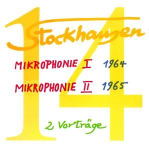 Karlheinz Stockhausen - Text-CD 14 - Mikrophonie I & II 1964-65 (2007) {Stockhausen-Verlag}