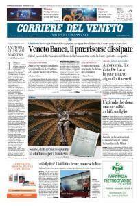 Corriere del Veneto Vicenza e Bassano - 29 Giugno 2018