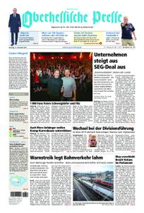 Oberhessische Presse Hinterland - 11. Dezember 2018