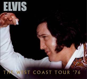 Elvis Presley - The West Coast Tour '76 (2016)