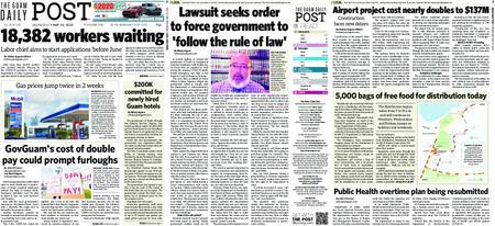 The Guam Daily Post – May 20, 2020