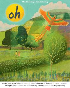 Oh Magazine - Issue 59 - Spring 2021