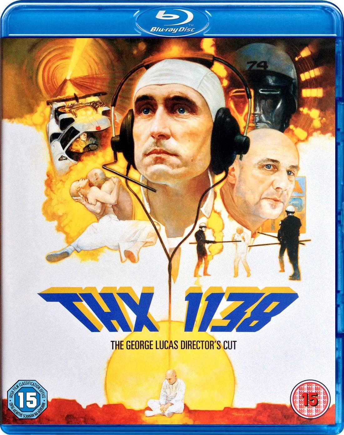 THX 1138 (1971) [Director's Cut]