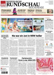 Westfälische Rundschau Iserlohn - 29. Juni 2019