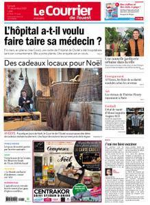Le Courrier de l'Ouest Angers – 19 décembre 2020