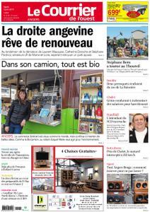 Le Courrier de l'Ouest Angers – 04 juin 2019