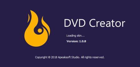 Apeaksoft DVD Creator 1.0.22 Multilingual
