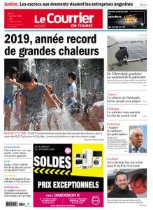 Le Courrier de l'Ouest Angers – 09 janvier 2020