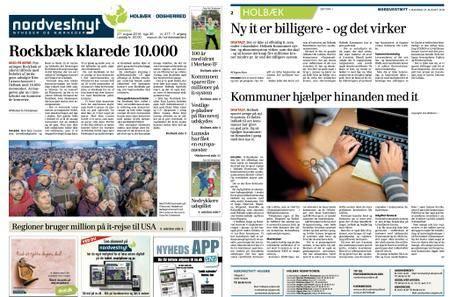 Nordvestnyt Holbæk Odsherred – 27. august 2018