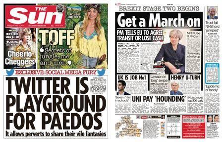 The Sun UK – 12 December 2017