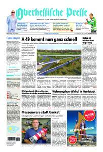 Oberhessische Presse Marburg/Ostkreis - 21. August 2019