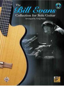 The Bill Evans Collection for Solo Guitar: Guitar TAB (Repost)