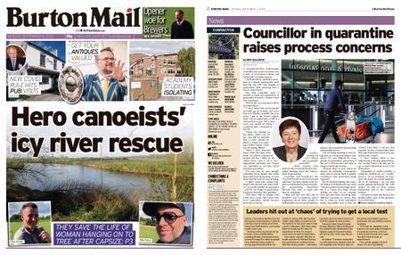 Burton Mail – September 14, 2020