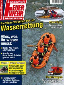 Feuerwehr-Magazin Sonderheft - August 2019