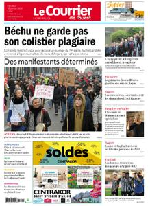 Le Courrier de l'Ouest Nord Anjou – 10 janvier 2020