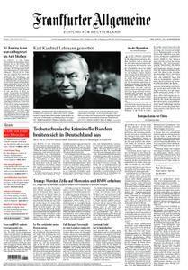 Frankfurter Allgemeine Zeitung F.A.Z. - 12. März 2018
