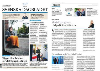 Svenska Dagbladet – 01 oktober 2019