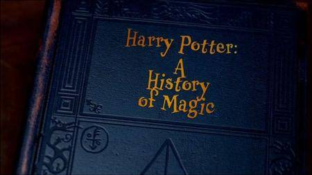 BBC - Harry Potter: A History of Magic (2017)