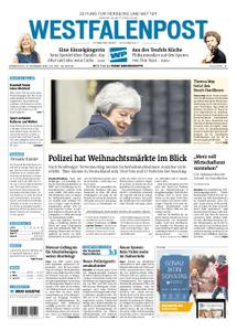 Westfalenpost Wetter - 13. Dezember 2018
