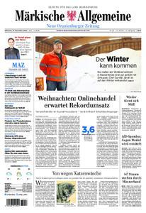 Neue Oranienburger Zeitung - 21. November 2018