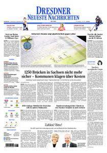 Dresdner Neueste Nachrichten - 14. September 2017