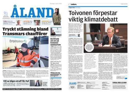 Ålandstidningen – 04 april 2018