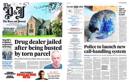 The Press and Journal Moray – June 07, 2019