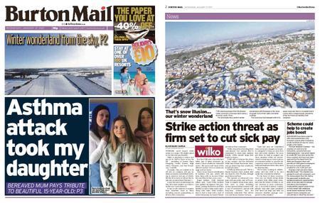 Burton Mail – January 27, 2021
