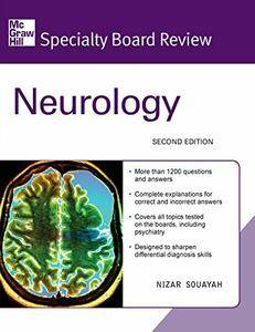 McGraw-Hill Specialty Board Review Neurology, Second Edition (repost)