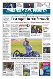 Corriere del Veneto Venezia e Mestre – 22 novembre 2020