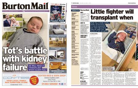 Burton Mail – January 11, 2020