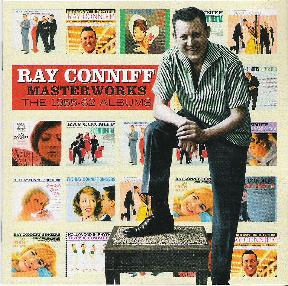 Ray Conniff - Masterworks: The 1955-62 Albums (7CD, 2013 )Re-Up