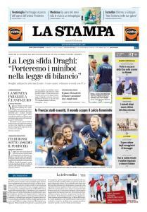 La Stampa Torino Provincia e Canavese - 8 Giugno 2019