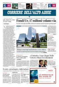 Corriere dell'Alto Adige - 18 Maggio 2018