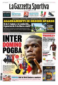 La Gazzetta dello Sport – 03 maggio 2020