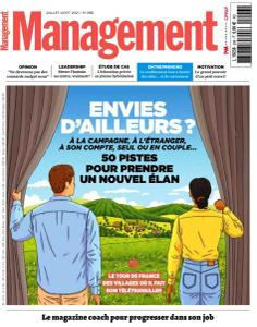 Management - Juillet-Août 2021