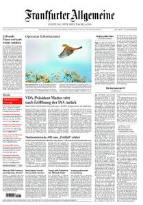 Frankfurter Allgemeine Zeitung F.A.Z. - 13. September 2019