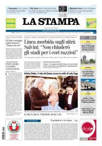 La Stampa Torino Provincia e Canavese - 8 Gennaio 2019