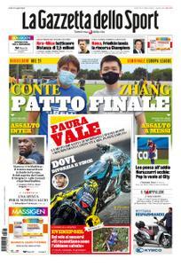 La Gazzetta dello Sport Roma – 17 agosto 2020